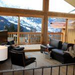 Lodge avec vue imprenable