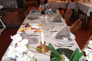 La Fameuse table de l'Adray - Reservation Hotel et Restaurant
